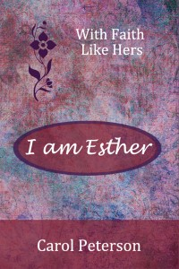 ESTHER front cover