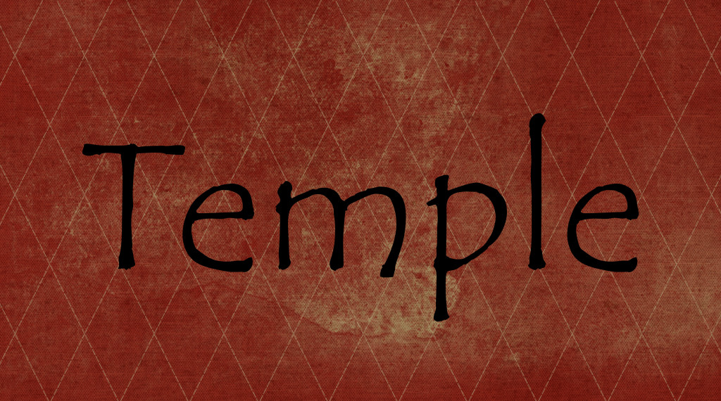 temple-focus-word
